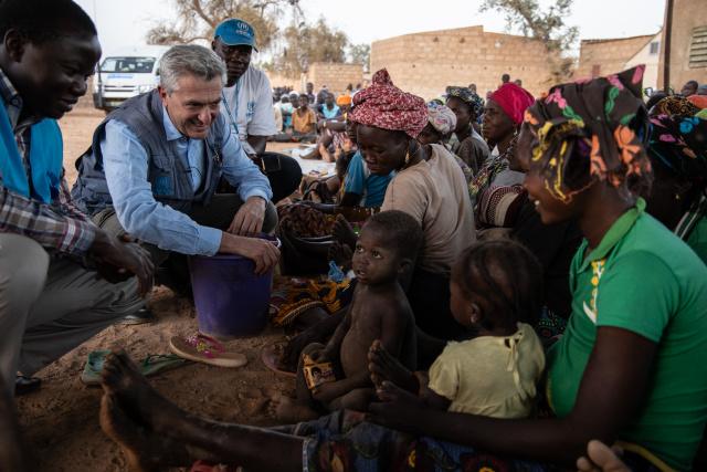 Burkina violence displacing 4,000 people daily: UN