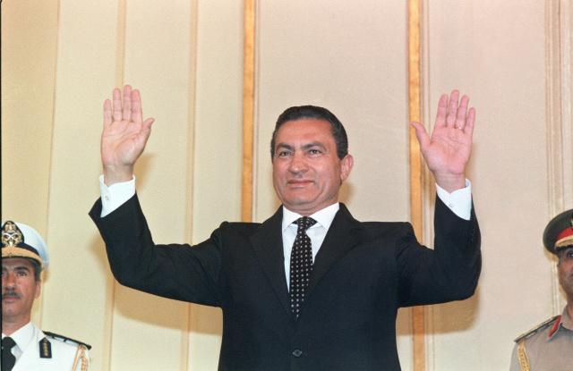 Egypt's toppled 'Pharaoh' Hosni Mubarak defiant to the end