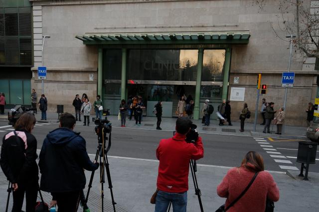 Spain tries to stop coronovirus spread from Italy