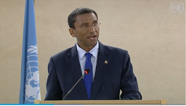 Seychelles to seek seat on United Nations Human Rights Council; part of push to increase international presence
