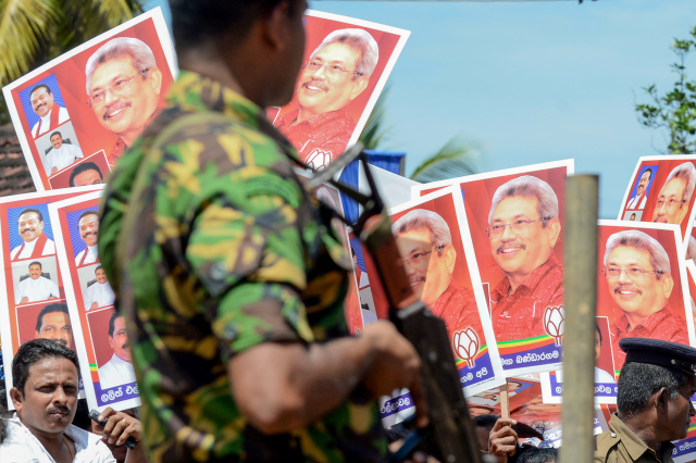 Sri Lanka heads for snap polls as Rajapaksa tightens grip