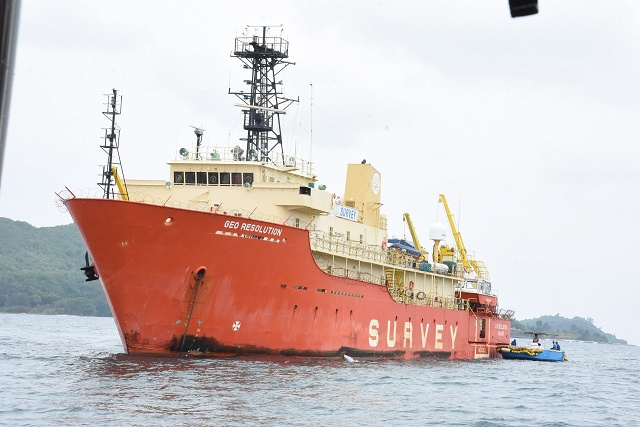Marine survey underway in preparation for Seychelles' second submarine cable