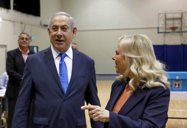 Netanyahu claims Israel election win despite corruption charges