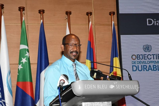 Seychelles hands over presidency of the Indian Ocean Commission