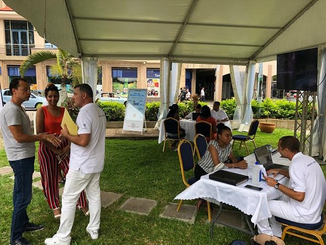 L'ouverture du Club Med aux Seychelles signifie 400 emplois potentiels pour les habitants