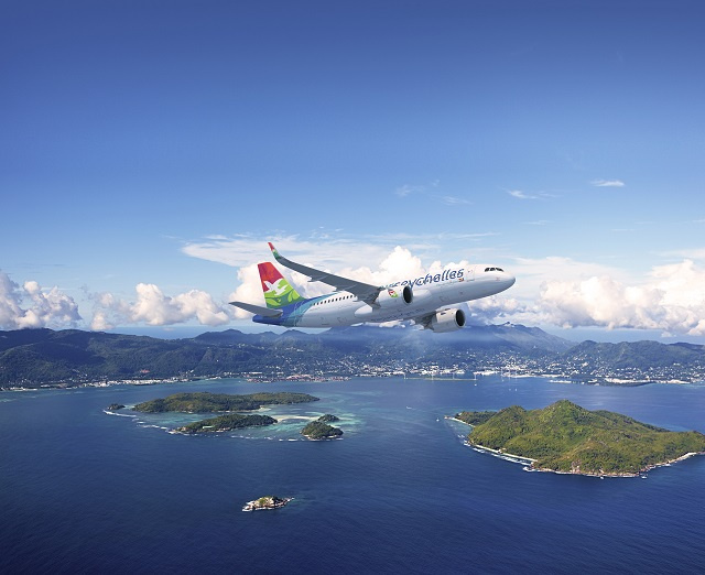 Air Seychelles cancels flights to Mauritius, South Africa, India after virus craters demand