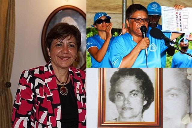 4 women in Seychelles who helped advance gender parity in politics