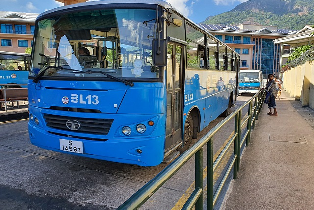 Public transport in Seychelles to go cashless to help prevent the spread of COVID-19