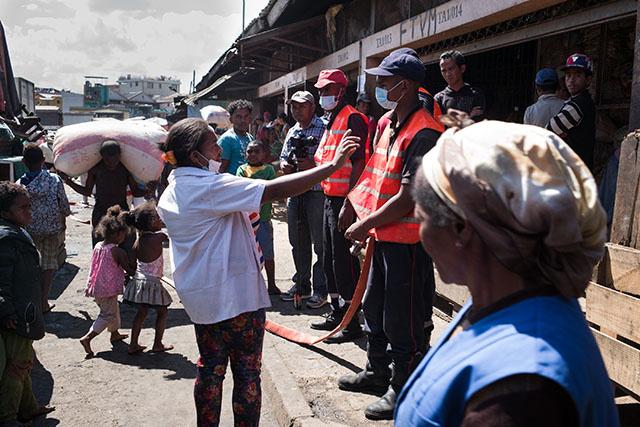 Madagascar: le président ordonne le confinement dans la capitale