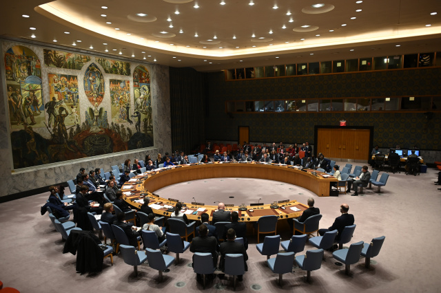 UN Security Council stalemate over virus