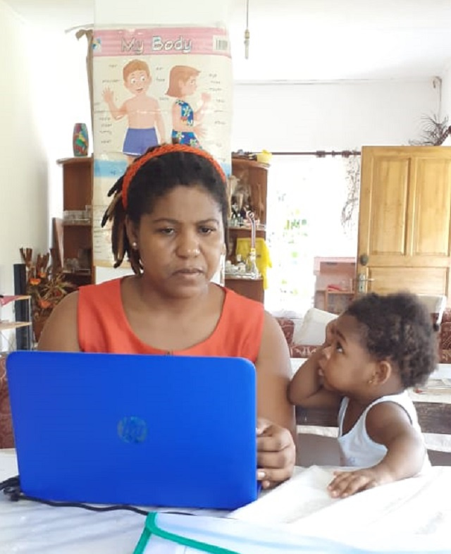 Kids and COVID in Seychelles: 6 reasons working at home is so hard right now