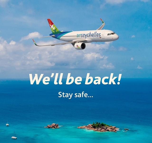 Seychelles and COVID-19: Last international flight temporarily suspended as Air Seychelles closes South Africa route