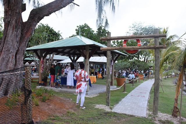 Shops close early, gatherings are limited as COVID-19 reshapes life in Seychelles