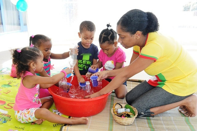 Facility for early childhood care in Seychelles to be completed by 2022