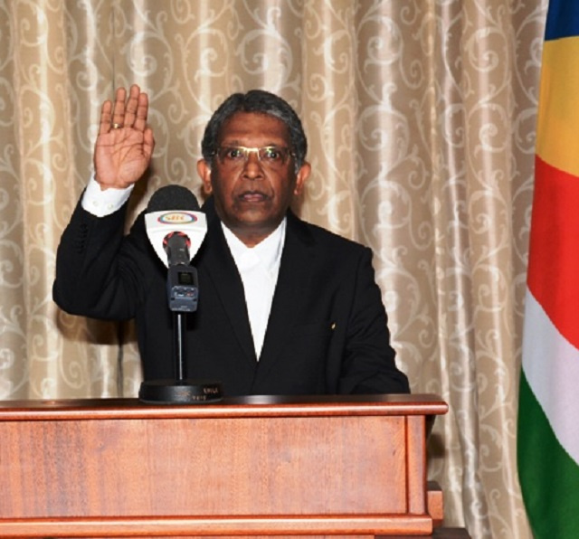 Justice of Appeal is appointed as acting president of the Court of Appeal of Seychelles