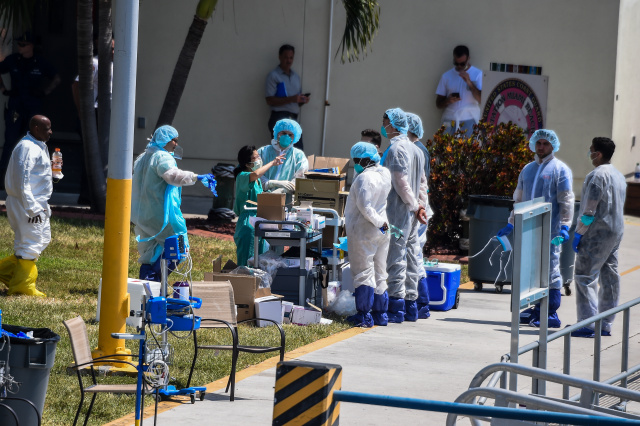 Coronavirus the worst global crisis since WW II, says UN chief Health