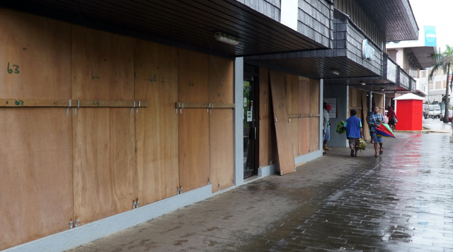 Monster cyclone cuts off Vanuatu's northern provinces