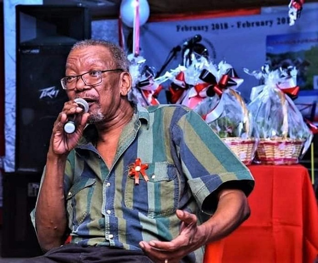 Poet, herbalist, saxophone player: Seychelles mourns the death of a true Creole son – Giovanni Ally