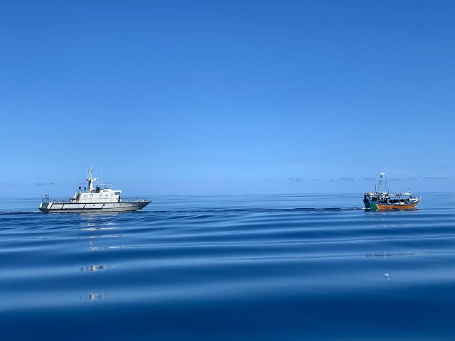 Seychelles, Sri Lanka to discuss illegal fishing after third vessel is intercepted