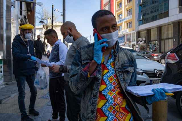 Leaders warn Africa short of funds to fight pandemic