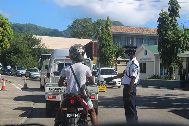 Prohibition of outdoor movement in Seychelles extended to May 4