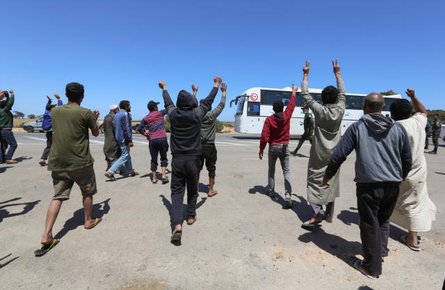 EU Libya arms embargo mission ready to start work soon