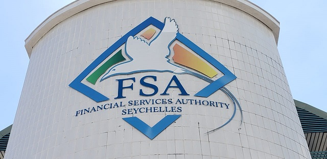 Financial Services Authority paying $ 1.4 million dividend to Seychelles for first quarter