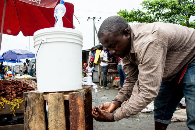 Coronavirus creeps along East Africa's trucking corridors