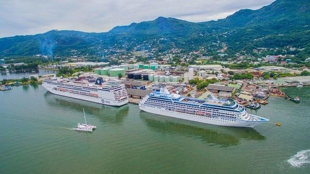 L'interdiction de deux ans pour les navires de croisière aux Seychelles est comprise par les entreprises