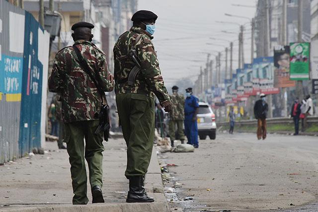Covid-19: le Kenya ferme ses frontières avec la Tanzanie et la Somalie