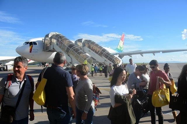 Quand les touristes retourneront-ils aux Seychelles? Difficile à prévoir, selon un responsable