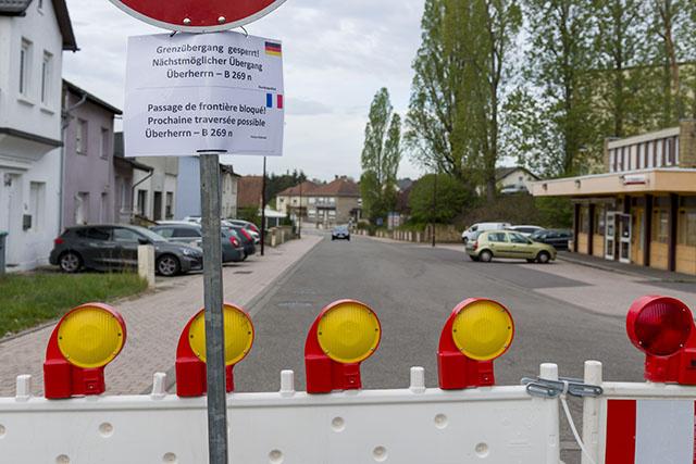 Appel franco-allemand à une réouverture rapide des frontières en Europe