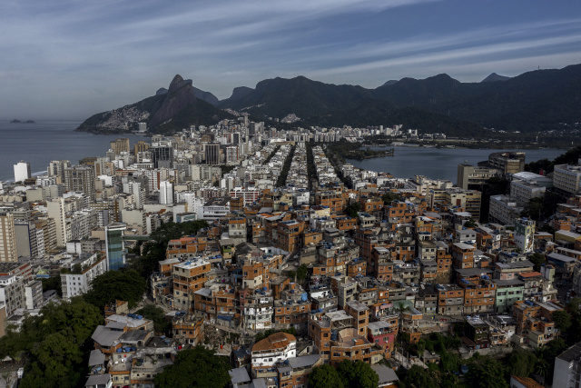 Brazil leads daily virus deaths for fifth straight day