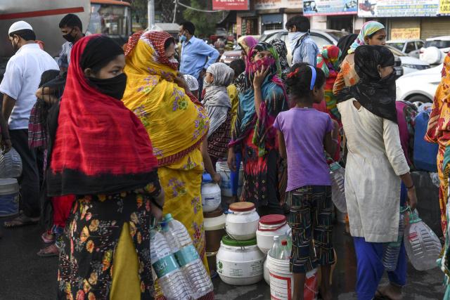 India coronavirus death toll passes China's