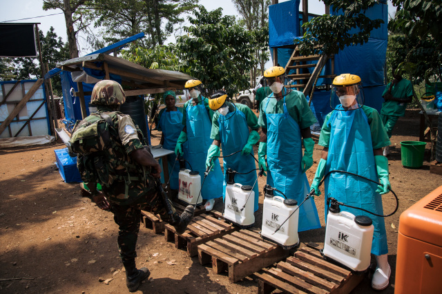 DR Congo reports fresh Ebola outbreak