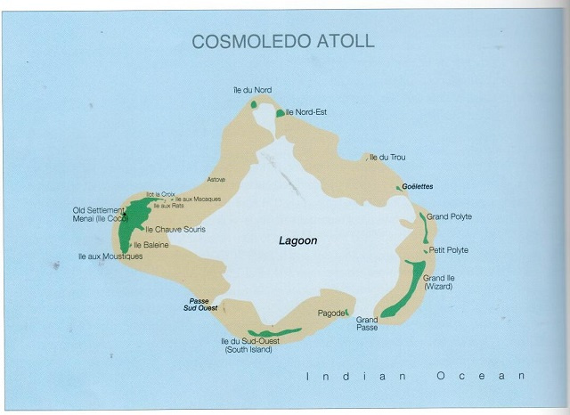 Empty graves on a bird's paradise: 5 facts about Seychelles' Cosmoledo Atoll