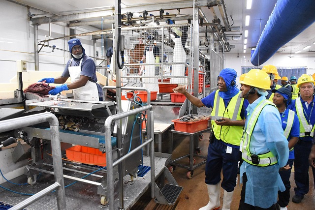Indian Ocean Tuna looking for more workers as many Seychellois look for work