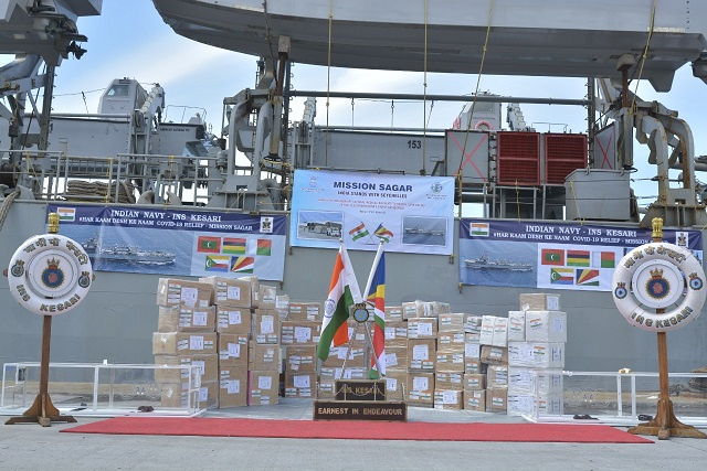 India sends Seychelles 2nd consignment of medicine, congratulations for being COVID-free