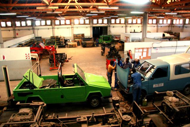 Madagascar unveils new domestic vehicle, eyes export market