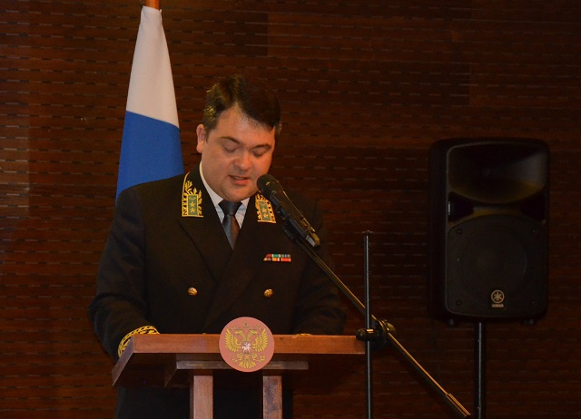 Russian ambassador lauds 'reinforced' relations with Seychelles during National Day event