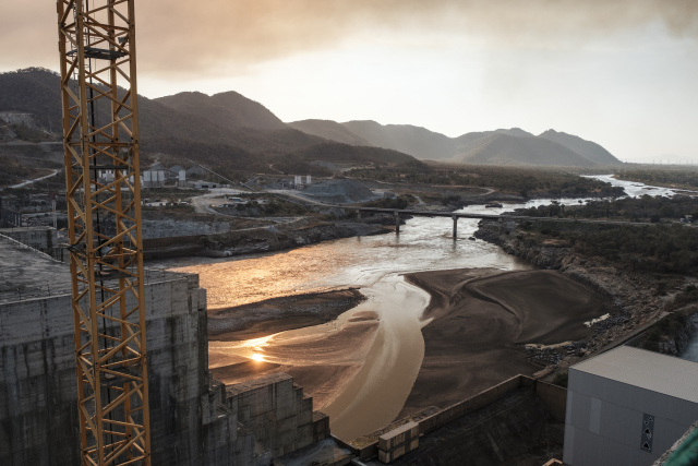 Ethiopia says on track to fill mega-dam as African Union pushes for deal