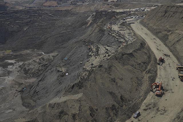 Birmanie: plus de 110 morts dans un glissement de terrain dans des mines de jade