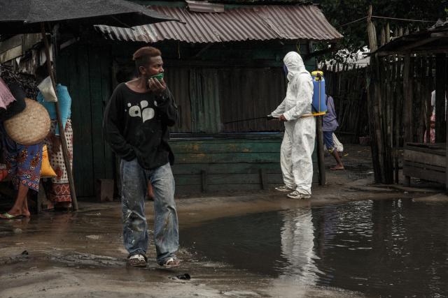Coronavirus à Madagascar : la capitale retourne en confinement