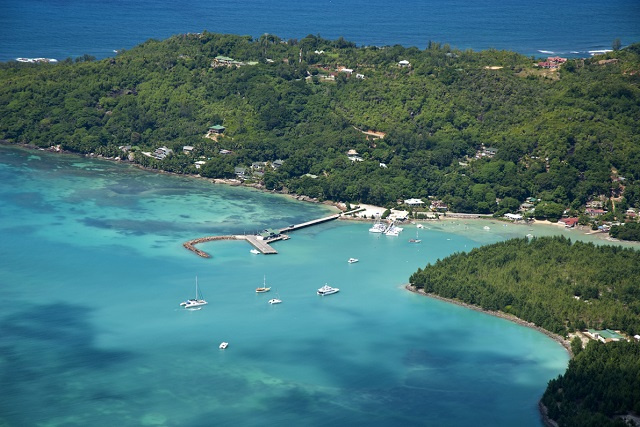 Six-month fishing shut-down in Seychellois harbour leads to 6 cm growth