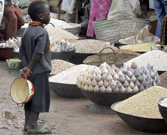 La faim dans le monde s'aggrave, sombres perspectives en 2020
