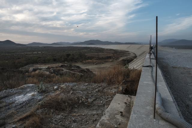 Ethiopia says rising waters at mega-dam a 'natural' part of construction