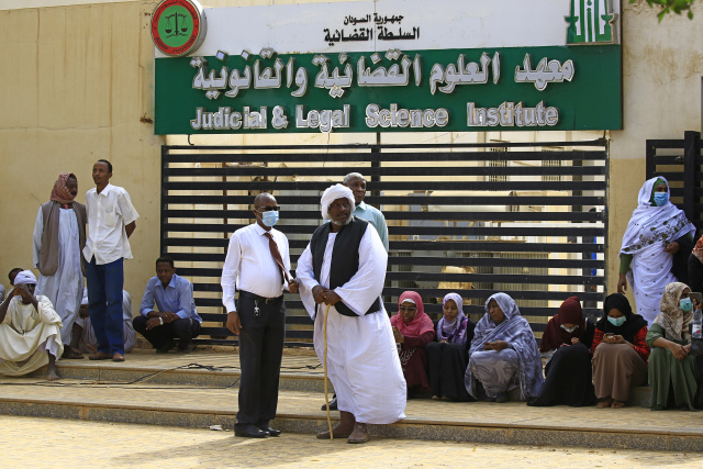 Sudan's ousted strongman Bashir goes on trial over '89 coup