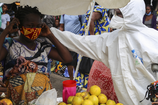 DR Congo ends virus health emergency, borders to reopen