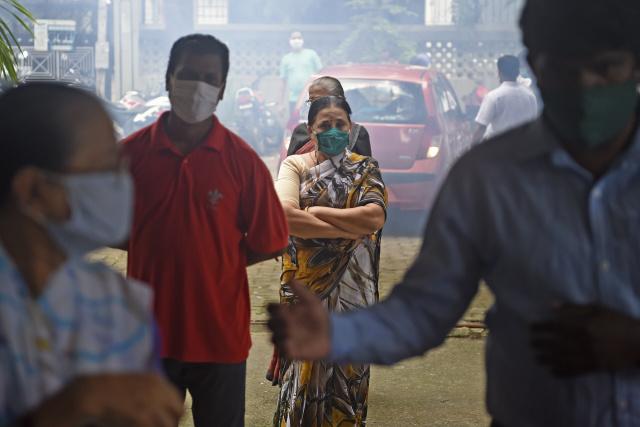 Almost a quarter of Delhi has had coronavirus: study
