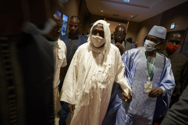 African summit ends with no deal on Mali crisis